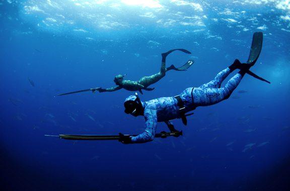 revisión médica pesca submarina tortosa